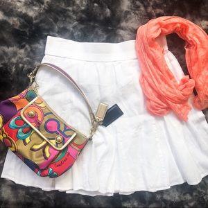 NWOT Ann Taylor Summer Skater Skirt